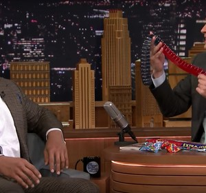 Dwayne Johnson enjoying candy for the first time in years