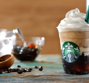 Starbucks' new Coffee Jelly Frappuccino