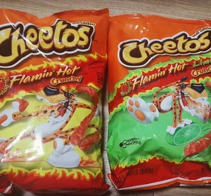 Flamin' Hot Cheetos