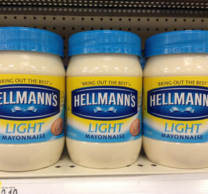 Mayo is a great condiment for sandwiches