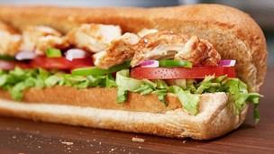 Subway Chicken
