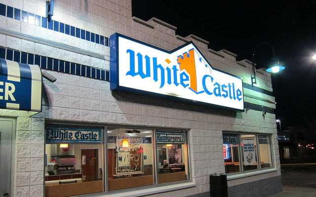 White Castle Storefront