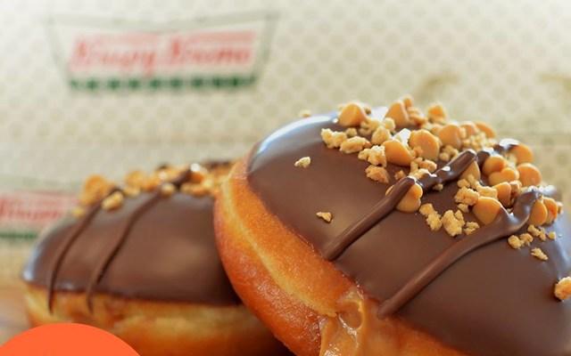 Reese's Peanut Butter Cup Doughnut
