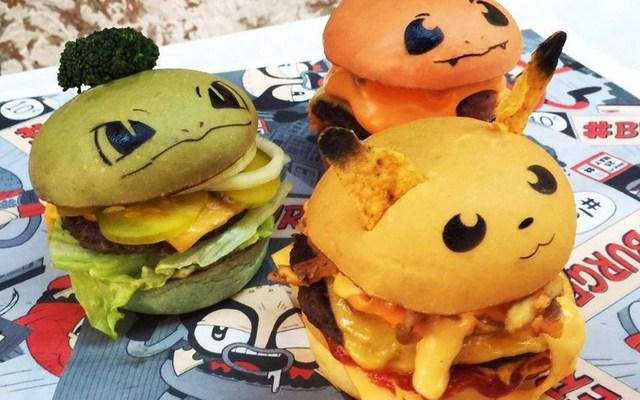 Poke Burgers