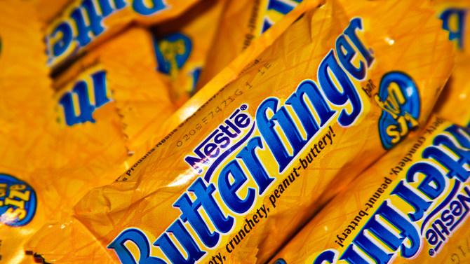 Butterfinger candies