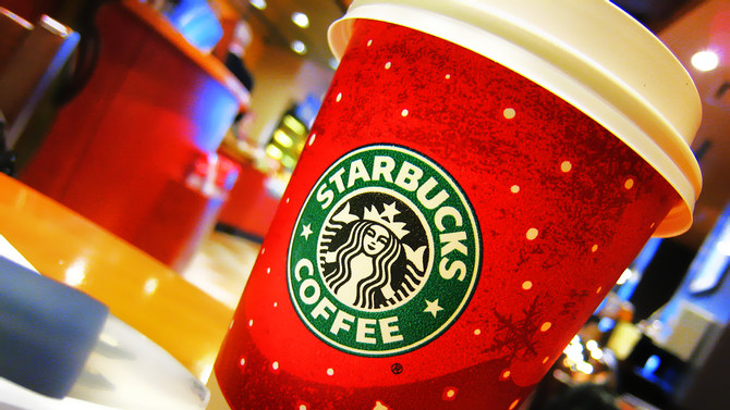 Christmas Tree Frap.Starbucks Launches A Minty Christmas Tree Frappuccino Photos