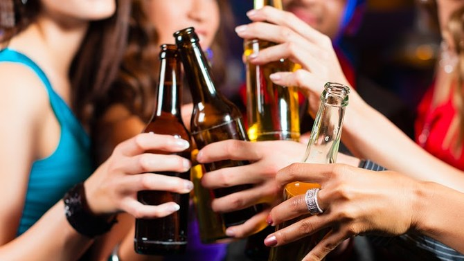 Teen Drinking Video 33