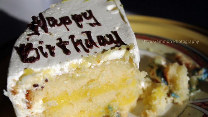 Leftover Birthday Cake