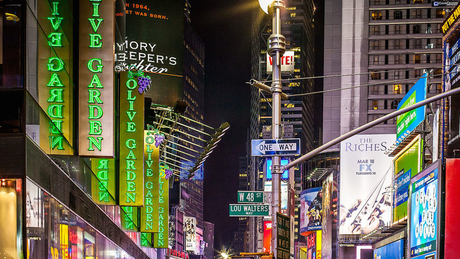 Reddit Users On Why They Ate At Times Square 39 S Olive Garden